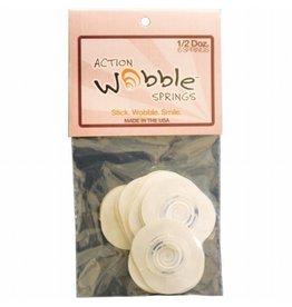action wobble Action Wobble springs , zakje met 6 stuks