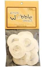 action wobble Action Wobble springs , zakje met 12 stuks