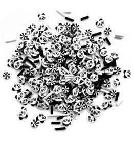 Sprinkletz Sprinkletz Embellishments  Panda
