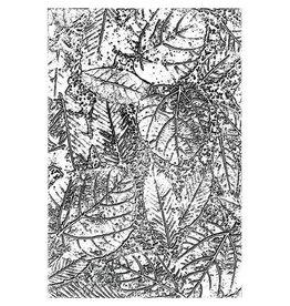 Sizzix Sizzix 3-D Texture Fades Embossing Folder - Foliage 665252 Tim Holtz