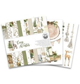 Piatek Piatek13 - Paper pad Cosy Winter, 6x6''
