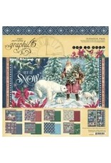 Graphic 45 Graphic 45 Let it Snow  12 x 12  Collection Pad