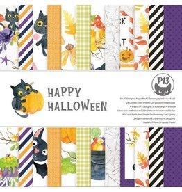 Piatek Piatek13 - Paper pad Happy Halloween 6x6 P13-HAL-09 6x6