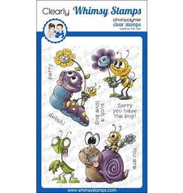 Whimsy Stamps Whimsy Stamps Love Buggies DP1076