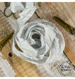Old Fashion Ribbon Old Fashion  satijnlint   1.2 mtr Light Gray 04