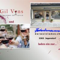 Wein-Entdeckungsreise durch Südfrankreich in Jegenstorf!