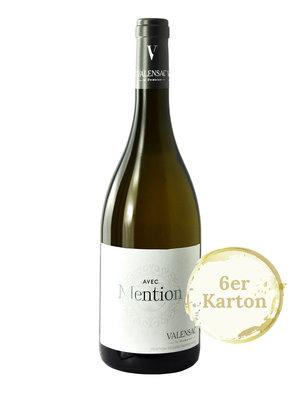 Chardonnay avec Mention 2019 (6er Karton)