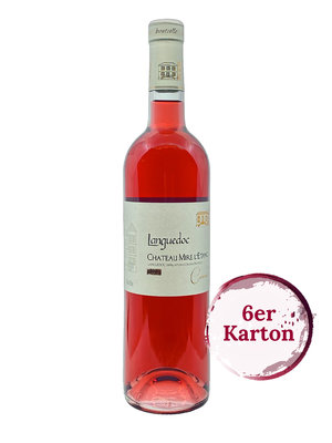 Rosé Cuvée Corail 2020  (6er Karton)