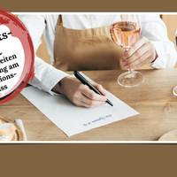 12. Dezember 2021 - «Weinreise durch Südfrankreich» im Restaurant Rössli in Bülach