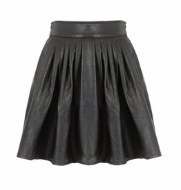 Imperium Looks LEATHER LOOK SKIRT