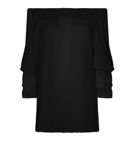Imperium Looks BLOUSE OFF SHOULDER BLACK