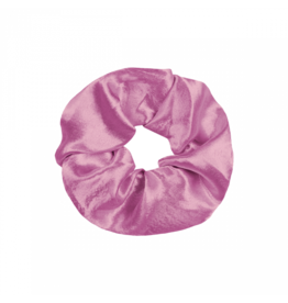 Imperium Looks SHINY SCRUNCHIE PINK