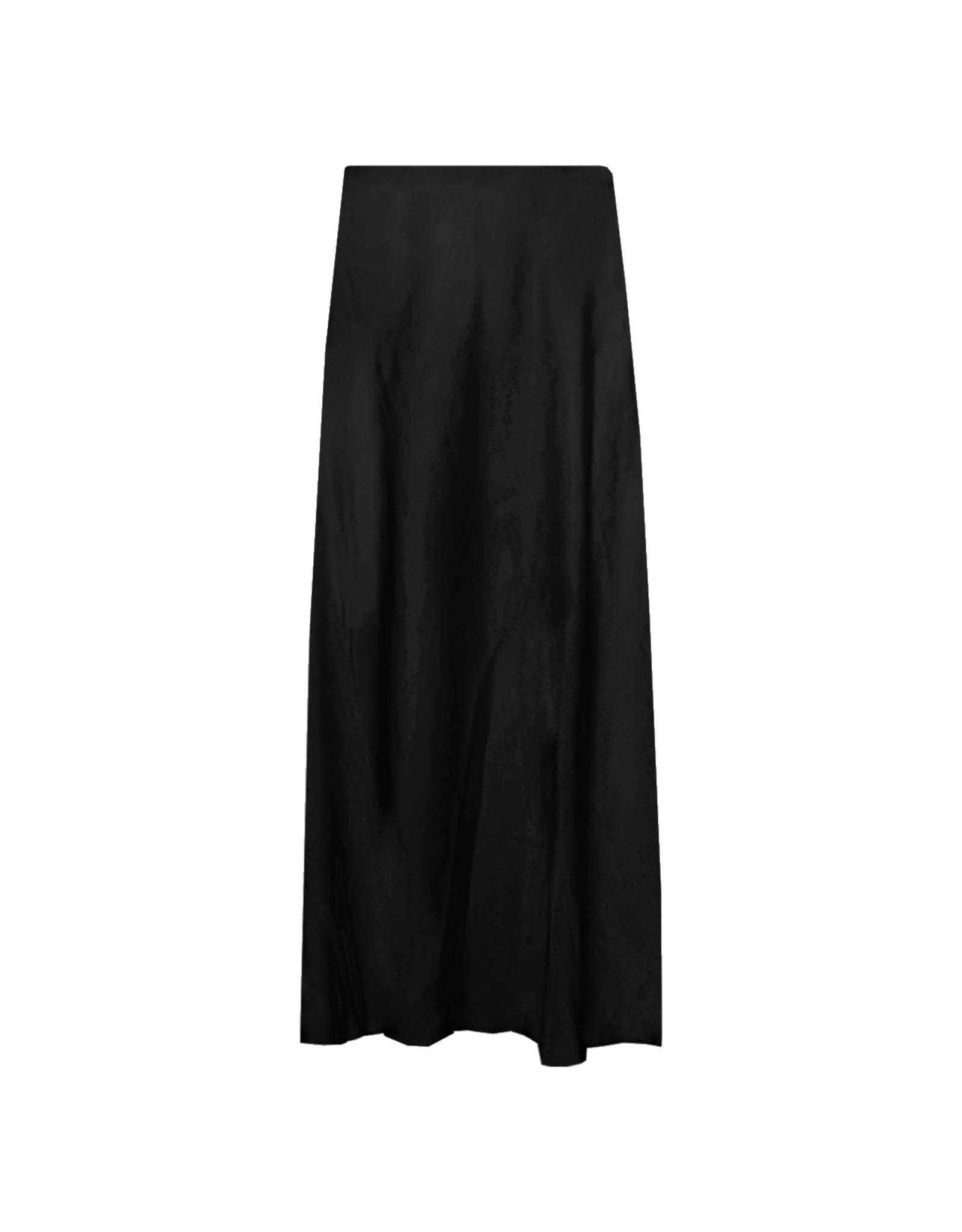 Imperium Looks SILK SKIRT BLACK