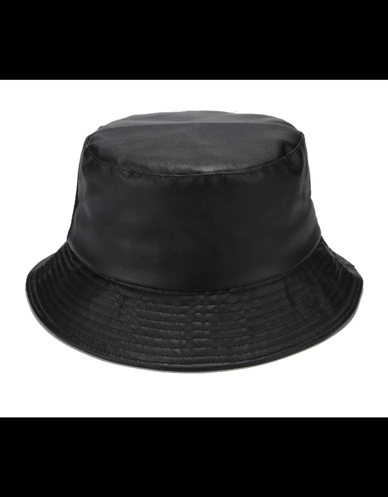 Imperium Looks BUCKET HAT BLACK