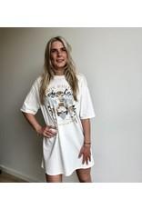 Imperium Looks IRON WHEELS T-SHIRT DRESS