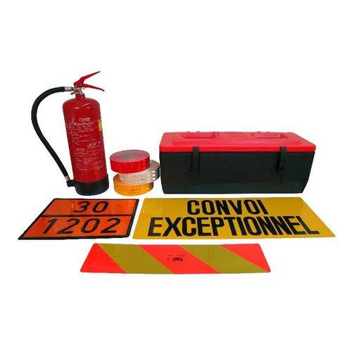Veiligheids- en signaleringsartikelen