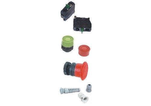 Telemecanique Onderdelen drukknopschakelaars
