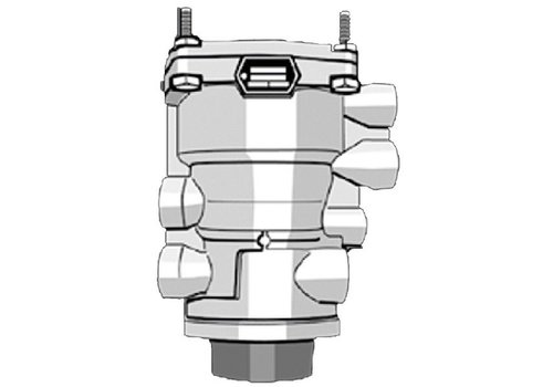 Knorr aanhangwagen stuurventiel, M16x1,5, Scania