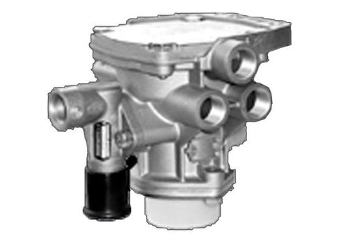 Knorr aanhangwagen remventiel, M22x1,5, met losklep