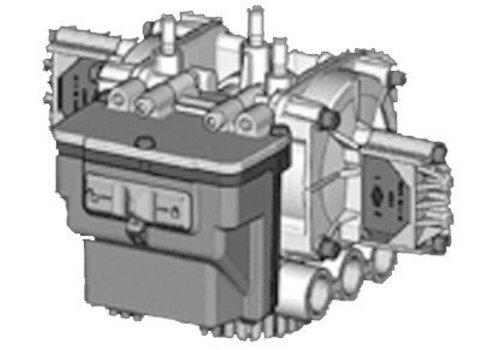 Knorr ABS aanhanger module