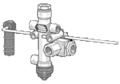 Knorr hoogteregelventiel (partno: II36115)