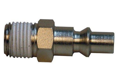 Legris Snelkoppelingen nippel met buitendraad metaal