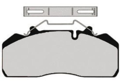 Wabco remblokset, type WVA 29159