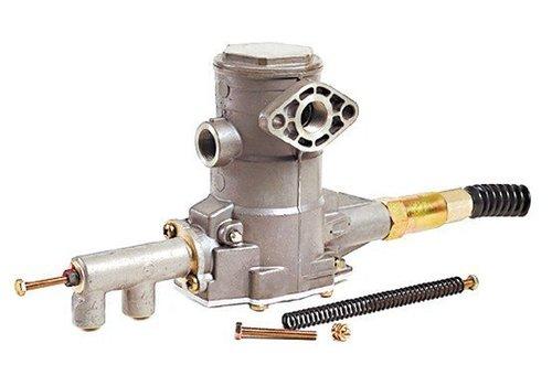 Wabco automatische remkrachtregelaar (pneumatisch), 2x M22 x 1,5 en 2x M12 x 1,5