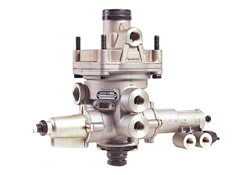 Wabco Automatische remkrachtregelaar (pneumatisch) met relaisklep.