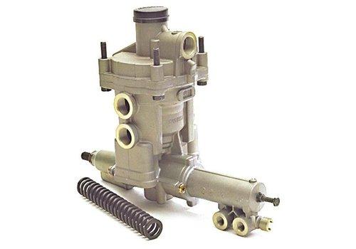 Wabco automatische remkrachtregelaar (pneumatisch), 4x M22 x 1,5 en 3x M16 x 1,5