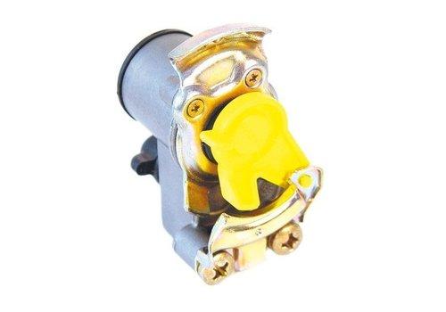 Wabco Koppelingskopjes met leidingfilter en testaansluiting