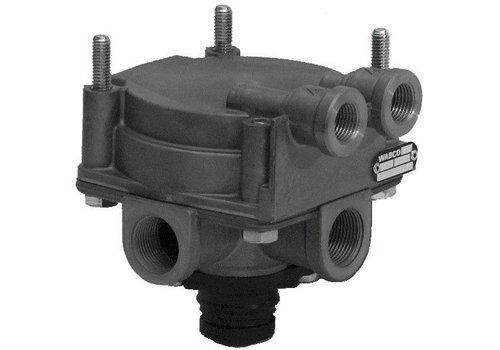 Wabco relaisklep anti-optel, 2x M22x1,5 en 1x M16x1,5
