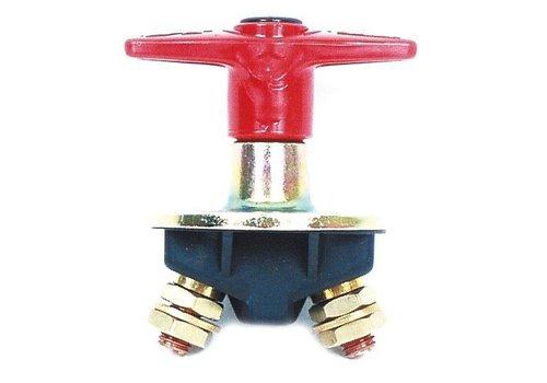 Hoofdstroomschakelaar 24V-150A/1000A (5 sec), kunststof knop