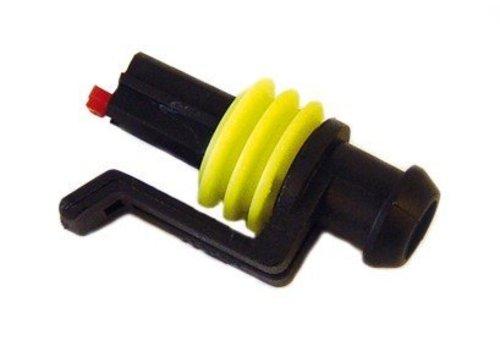 Burndy Superseal connector 1-polig