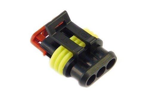 Burndy Superseal connector 3-polig