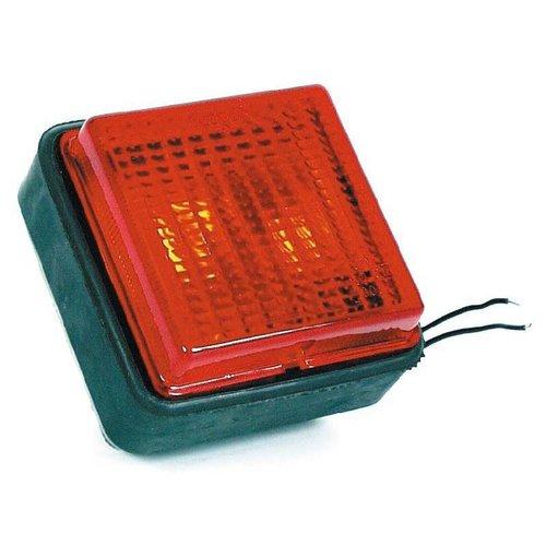 Mistachterlampen