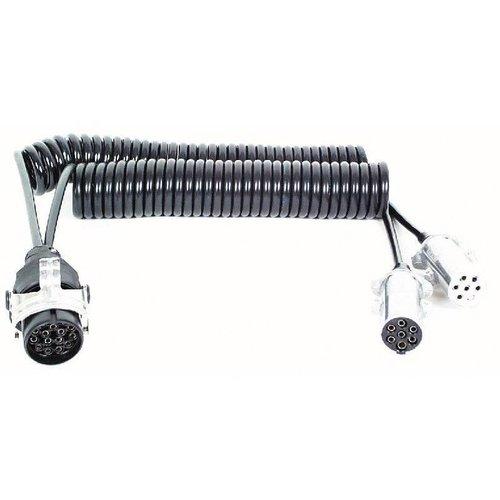 Adapter spiraalkabel