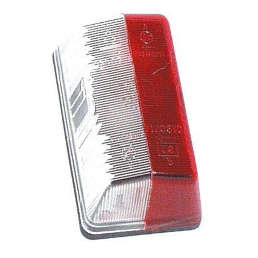 Nr. 213 Markeringslamp, rood/wit (OUTLET)-1