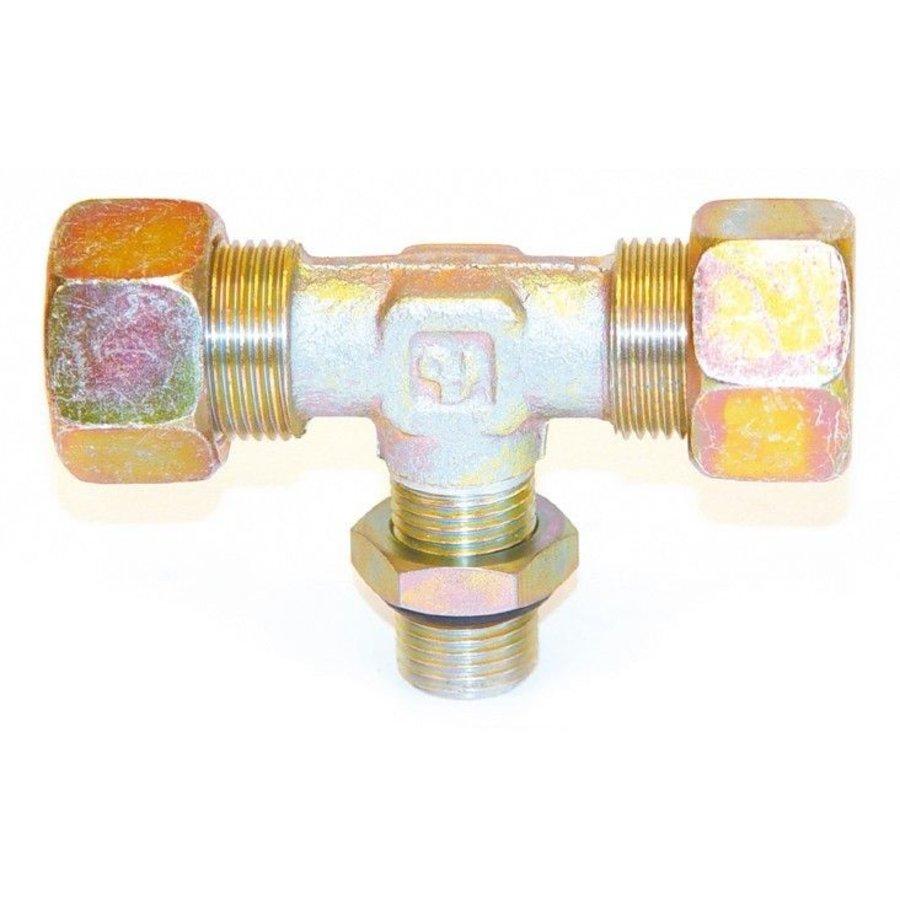 Snijringkoppelingen inschroef T model, 12 mm (OUTLET)-1