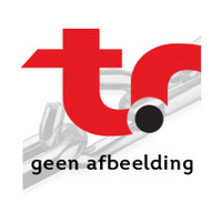 T.I.R. bord, geperst metaal blauw (OUTLET)