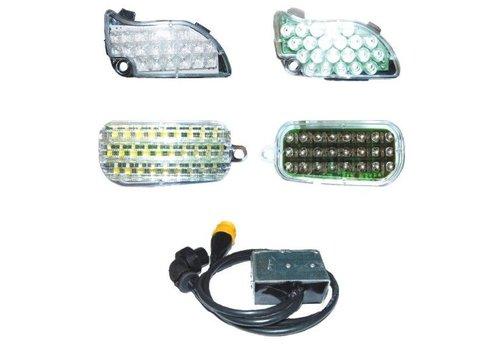 Aspöck ECOPOINT LED units (OUTLET)