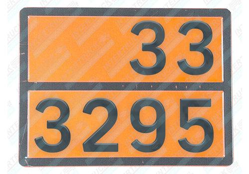 Intertruck Bord Gev. Stoffen 33/3295 (201)