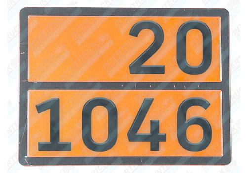 Intertruck Bord Gev. Stoffen 20/1046 (200)