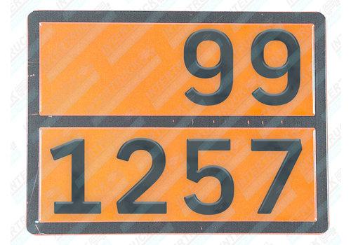 Intertruck Bord Gev. Stoffen 99/1257 (205)
