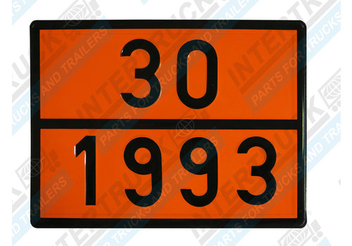 Intertruck Bord Gev. Stoffen 30/1993 (203)