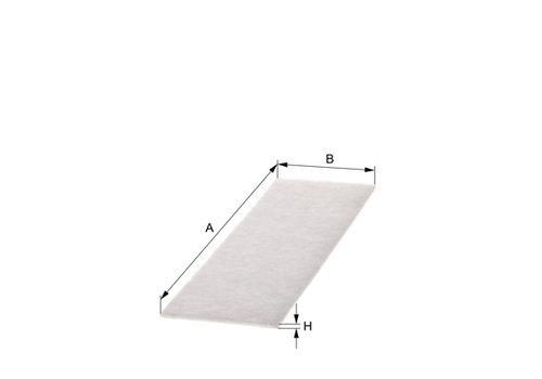 Hengst Filter Interieurfilter (129)