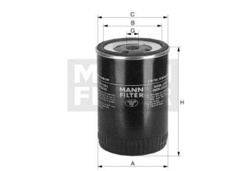 Mann-Filter Brandstoffilter (201)