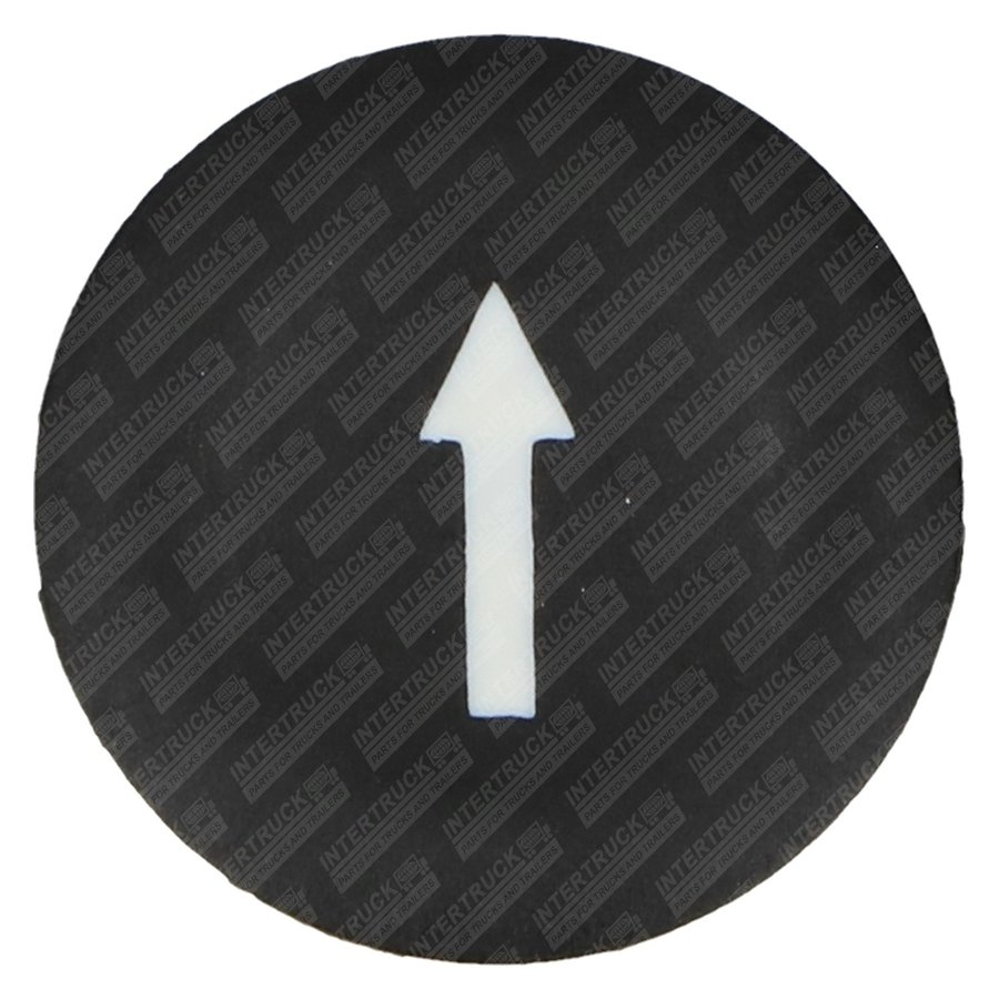 Symboolplaatje Pijl Zwart (202)-1