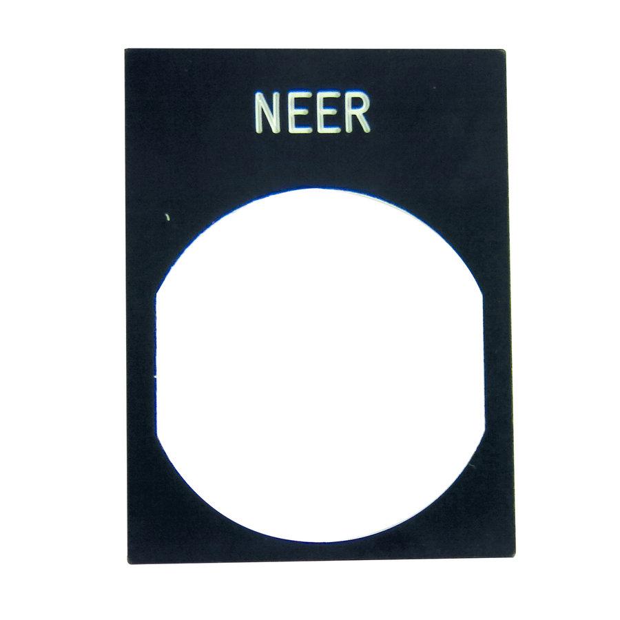Tekstplaatje Neer (201)-1