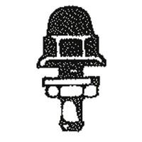 thumb-Ruitensproeier zwart kunststof-1